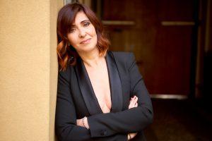 La pianista e compositrice Giuseppina Torre