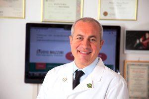 Il Dott. Manuel Mazzini, chiropratico a Milano