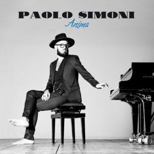 La cover di Anima, il nuovo album di Paolo Simoni