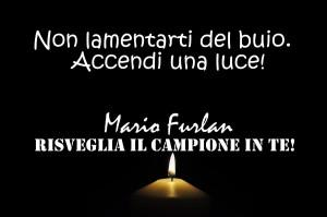 Ogni giorno, su Facebook, i post motivazionali di Mario Furlan