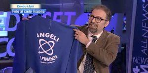 Domenico Panetta, fondatore degli Angeli della Finanza