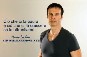 Il life coach e motivatore Mario Furlan