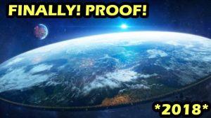 """La """"prova definitiva e inconfutabile"""" che la Terra è piatta"""