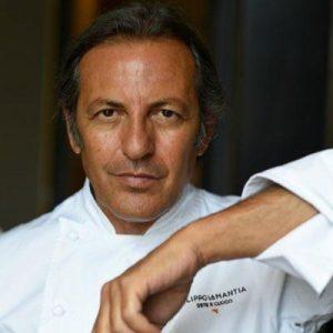 Filippo La Mantia, oste e cuoco