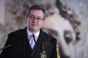 Il Prof. Francesco Manfredi, Prorettore dell'Università Lum