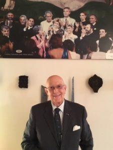 Mario Boselli, ambasciatore della moda italiana nel mondo