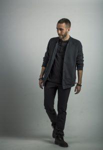 Il rapper Peligro