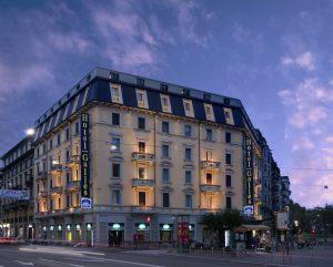 Il Best Western Plus Hotel Galles di Milano