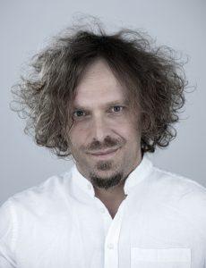 Il cantautore Cristiano Turato