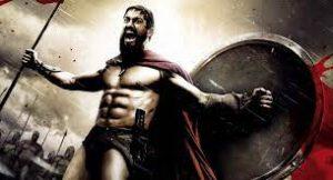 Come vincere la paura: lo insegna Re Leonida nel film 300