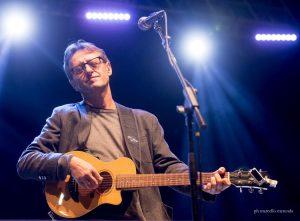Il cantautore Canio Loguercio