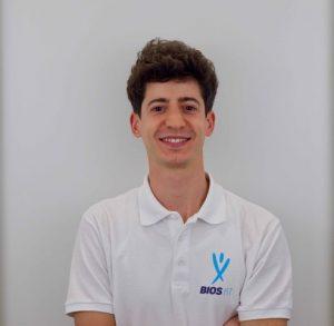 Lorenzo Bisoffi fisioterapista a Magenta