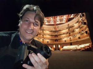 Roberto Valenti, il fotografo premiato da Google